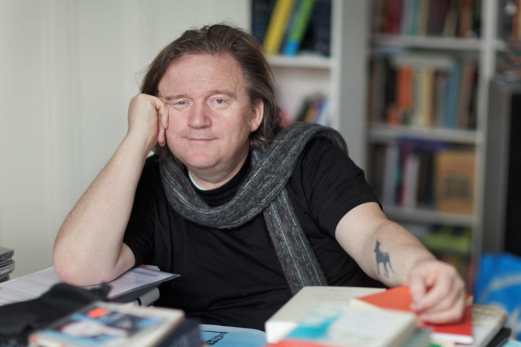 Filosoof en hoogleraar René ten Bos, via