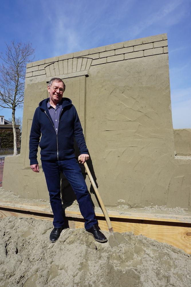 Projectleider Marcel Elsjan of Wipper van de Zandacademie.