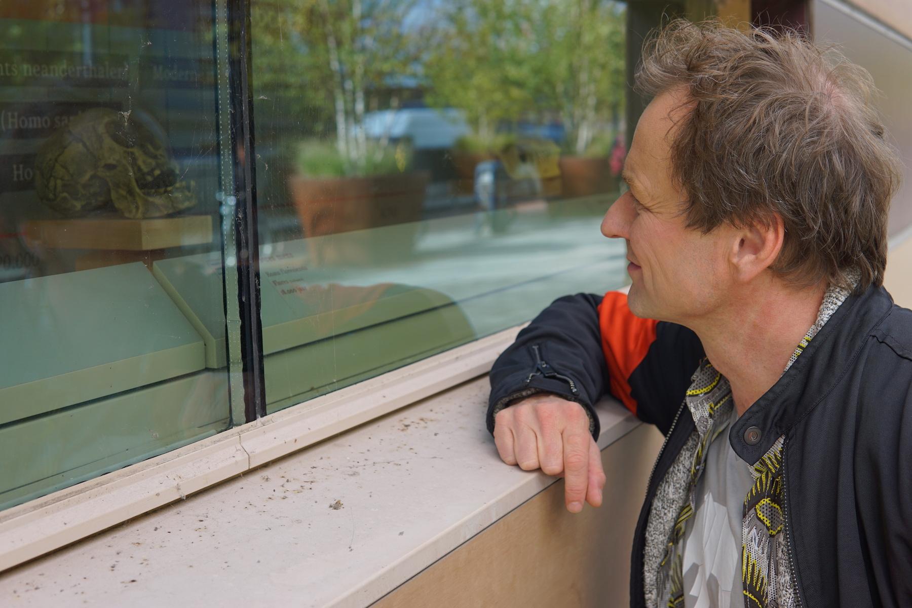 Frank Westerman - Wij, de mens - Leiden